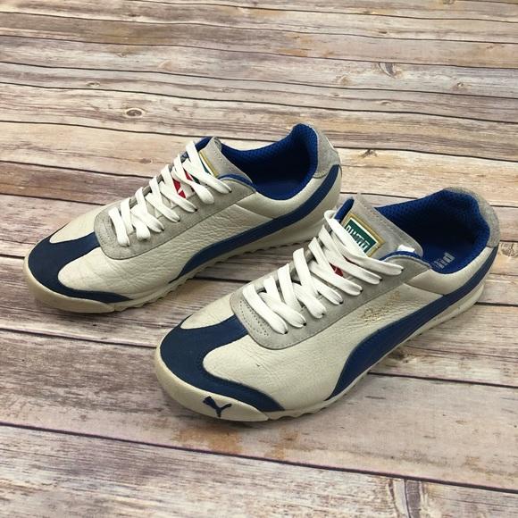 76c6f4a871 Puma Roma 68 Italia sneakers